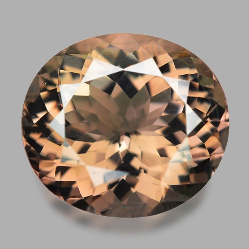 7.44 Cts Un Heated Pinkish Gray Color Natural Tourmaline Loose Gemstone