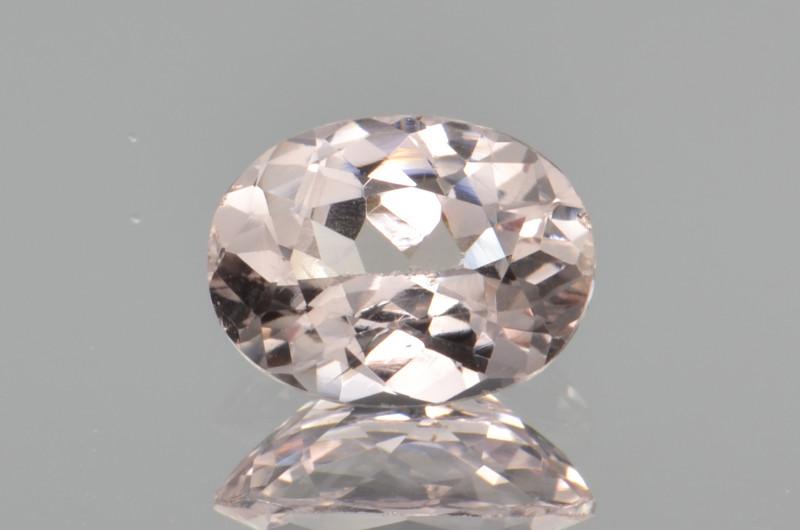 Natural Pink Topaz 2.27 Cts Rare Gemstone from Katlang, Pakistan