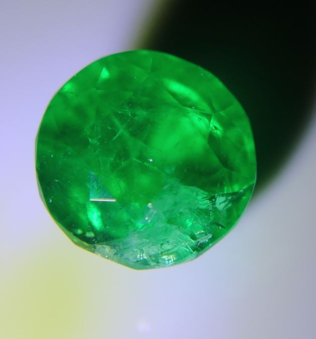 Emerald .85ct Natural Untreated Unoiled