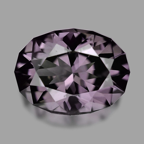 exquisite natural precision custom cut Mahenge spinel.