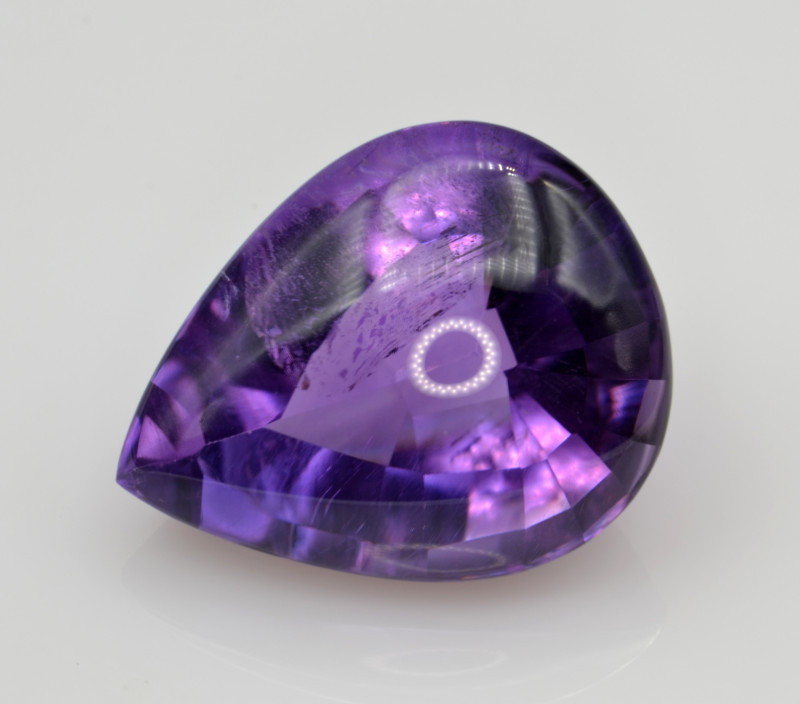 Natural Amethyst 19.62 Cts Top Clean Gemstone