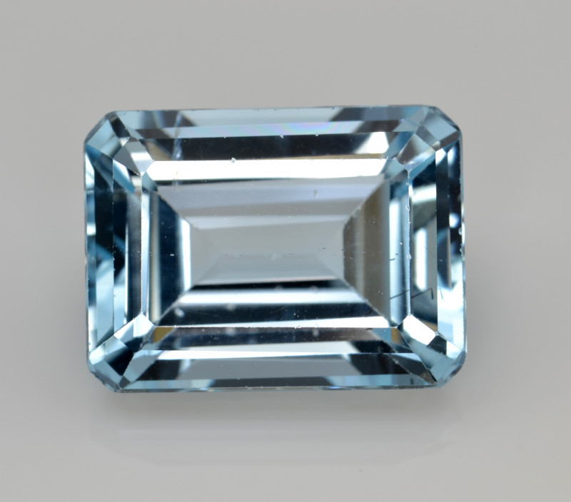 Natural Sky Blue Topaz 15.20 Cts Good Luster