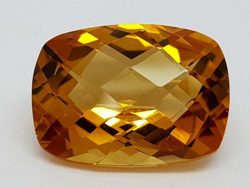 6.25Crt Madeira Citrine Natural Gemstones JI10
