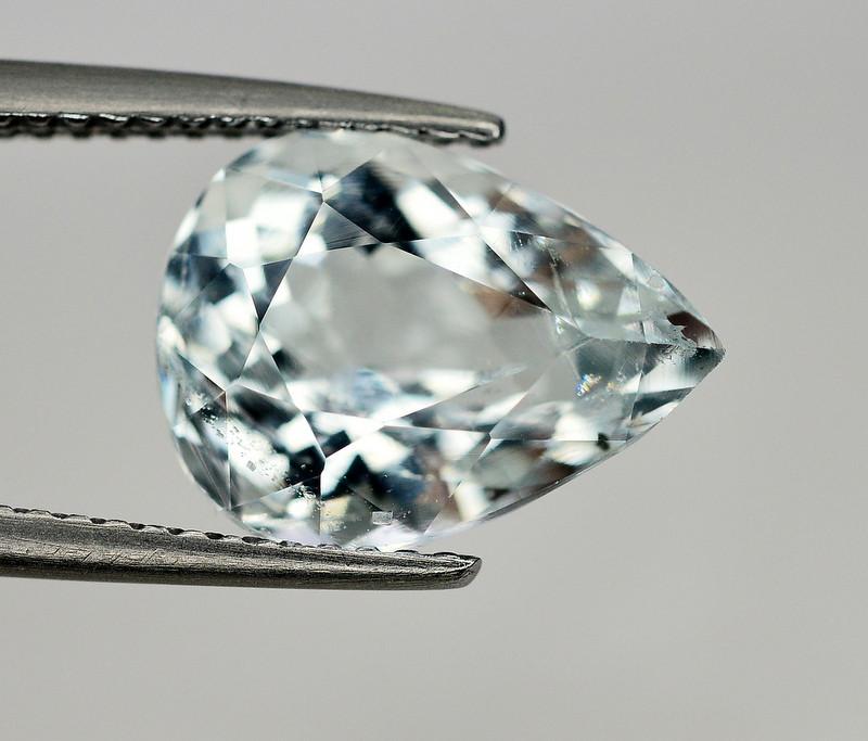 4.35 Carat Natural Amazing Aquamarine Gemstone