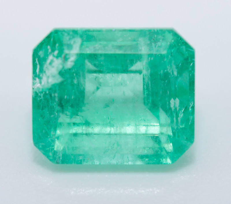 REDUCED .80 CT. EMERALD RECUT