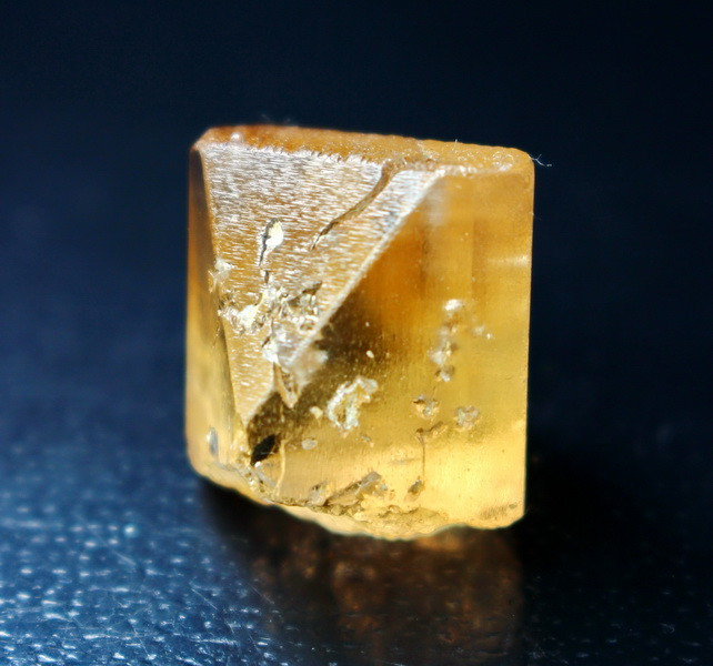 49.05 CT Natural & Unheated Orange Brown Topaz Crystal