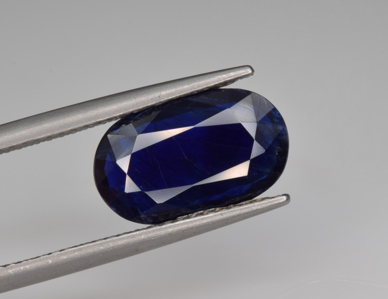 Natural Sapphire 3.32 Cts from Afghanistan