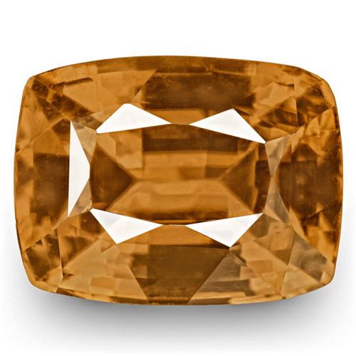 GRS Certified Madagascar Padparadscha Sapphire, 1.33 Carats, Sunset Orange