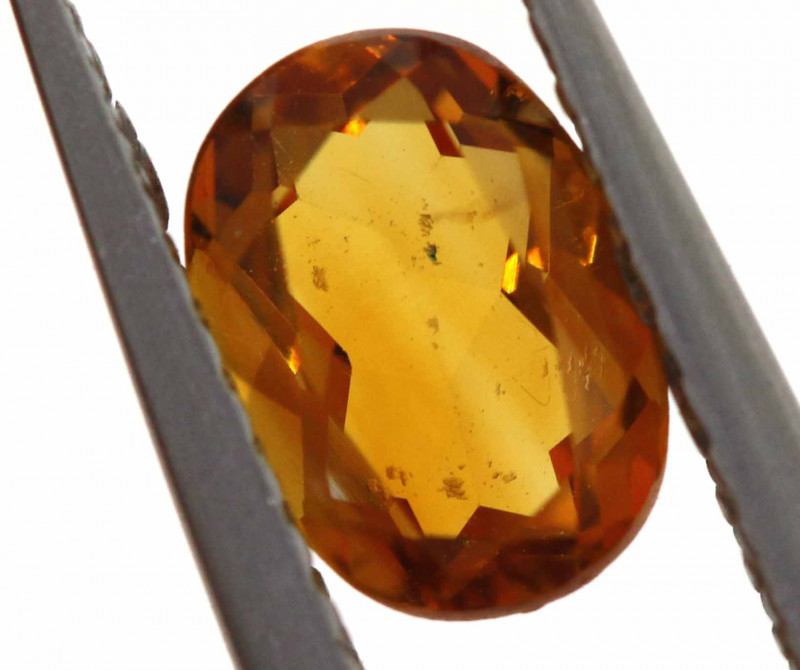 0.75 CTS CITRINE NATURAL FACETED  CG-55