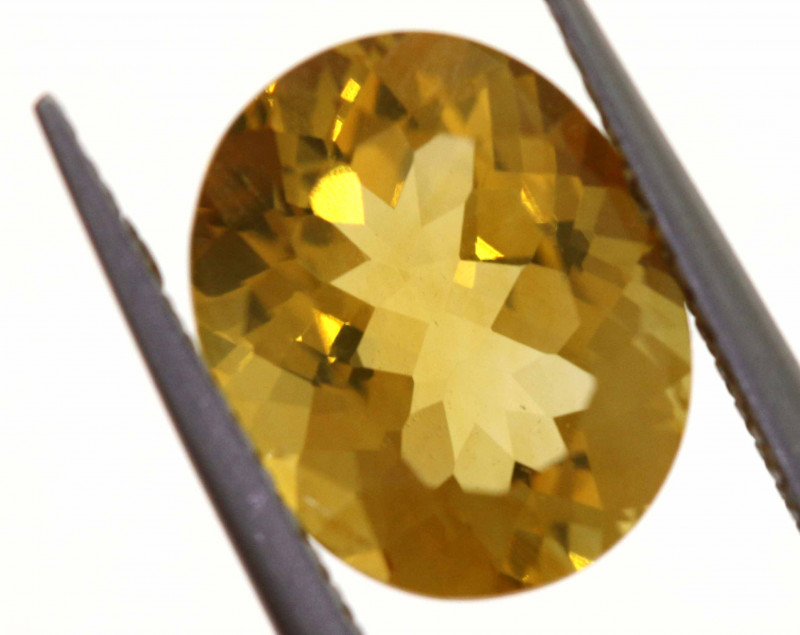 3.15 CTS CITRINE NATURAL FACETED  CG-56-