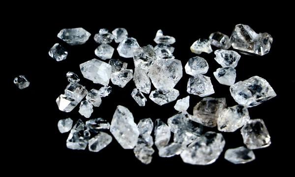 60.35Cts Beautiful, Superb  Herkimer Quartz Crystal Lot