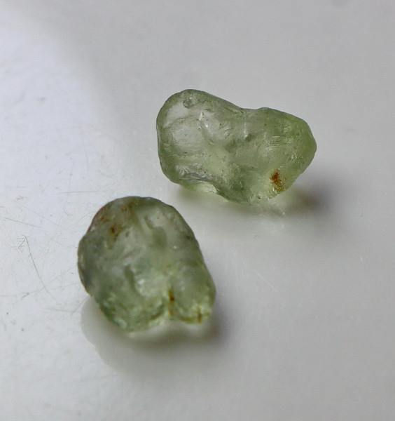 4.70 CT Natural - Unheated Light Yellow Sapphire Rough