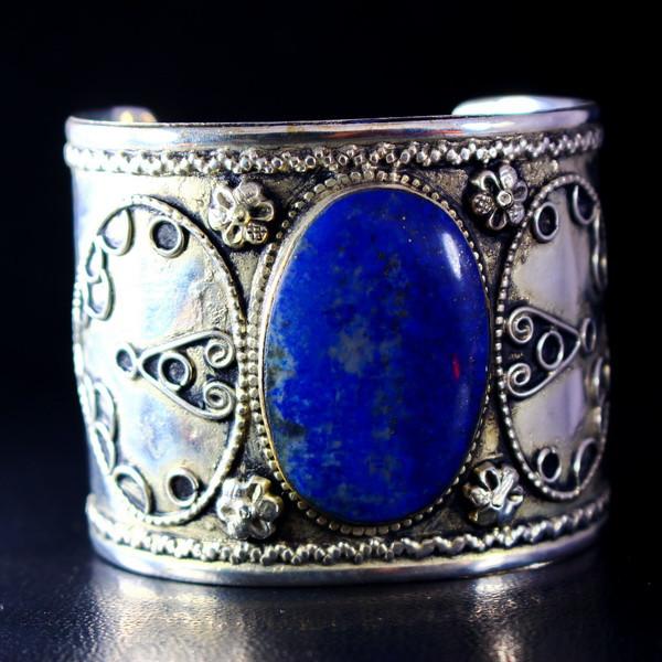 247.30 CT Natural Lapis  Lazuli Bengal Stone Special Shape