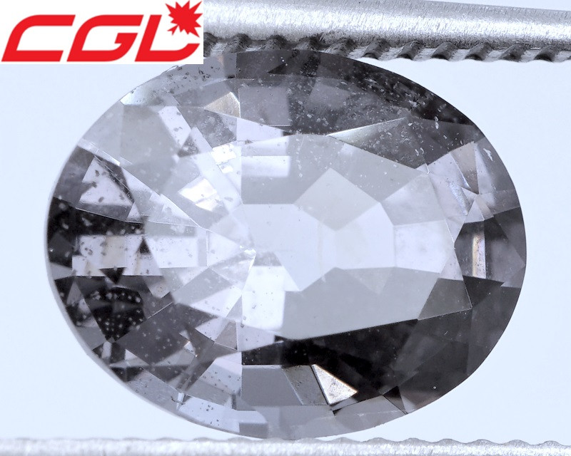 HUGE! EYE-CLEAN! MASTER CUT! 4.08 CT Gray Spinel | FREE SHIPPING!