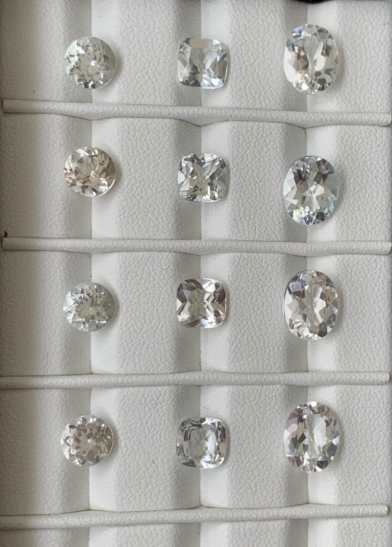 26.20 Carats Topaz Gemstones Parcel