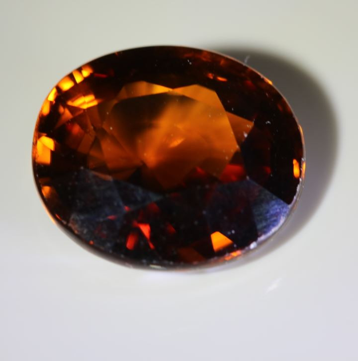 Red Zircon 9.05ct Natural Untreated