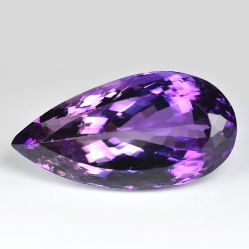 21.64 Cts Amazing Rare Purple Pink Amethyst Loose Gemstone
