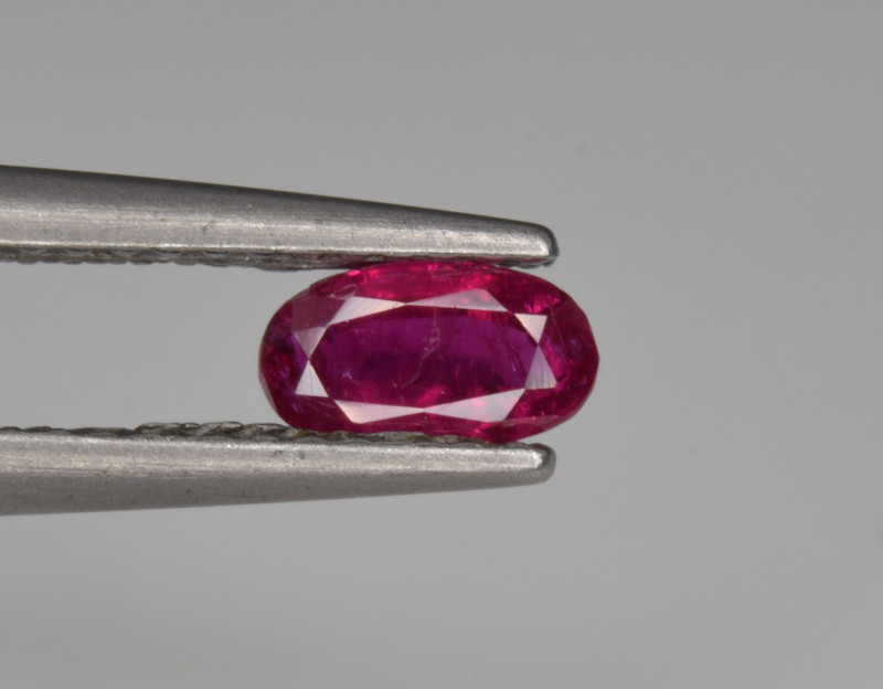 Natural Ruby 0.46 Cts from Afghanistan, Top Quality