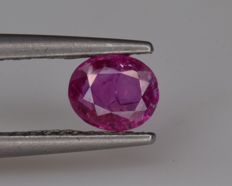 Natural Ruby 0.53 Cts from Afghanistan, Top Quality