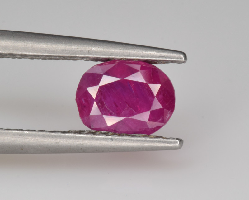 Natural Ruby 1.13 Cts from Afghanistan, Top Quality