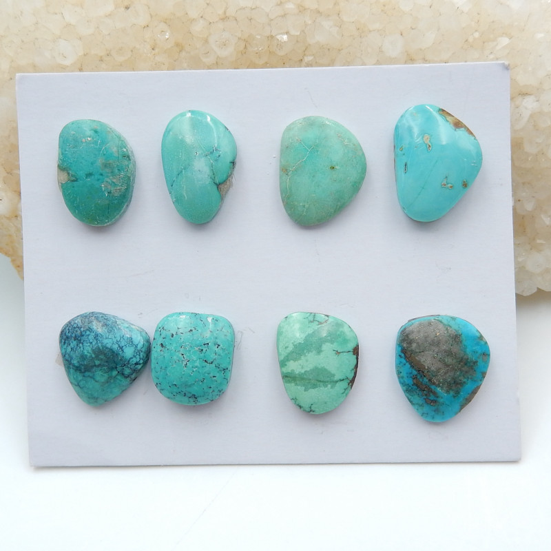 26cts Lucky Turquoise ,Handmade Gemstone ,Turquoise Cabochons ,Lucky Stone