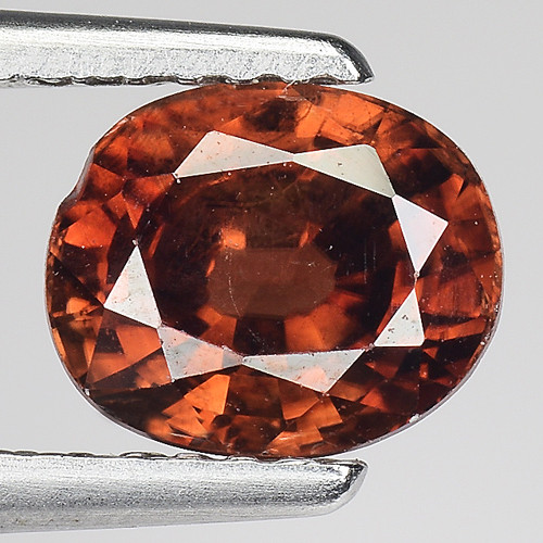 1.79 Ct Natural Zircon With Good Luster Gemstone Z21