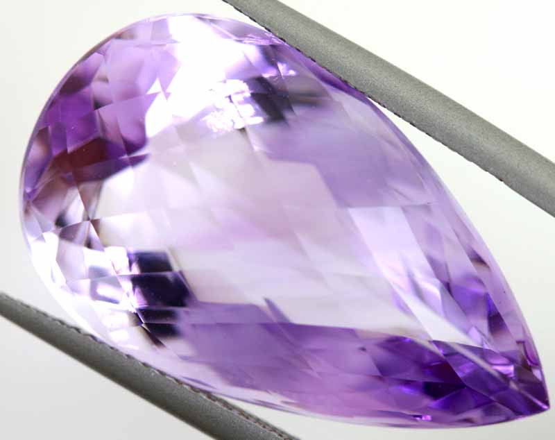 28.20 CTS AMETHYST FACETED STONE CG-3019