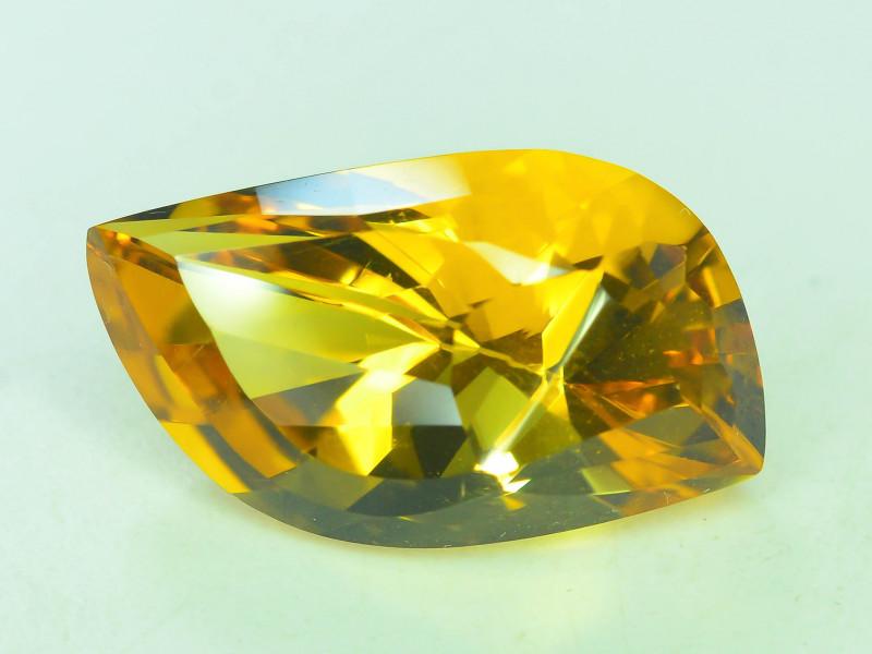 Yellow Beryl~9.60 Ct Natural Golden Yellow