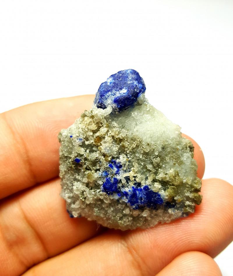 Amazing Natural color Damage free Lapis Lazuli Specimen 51 Cts-A
