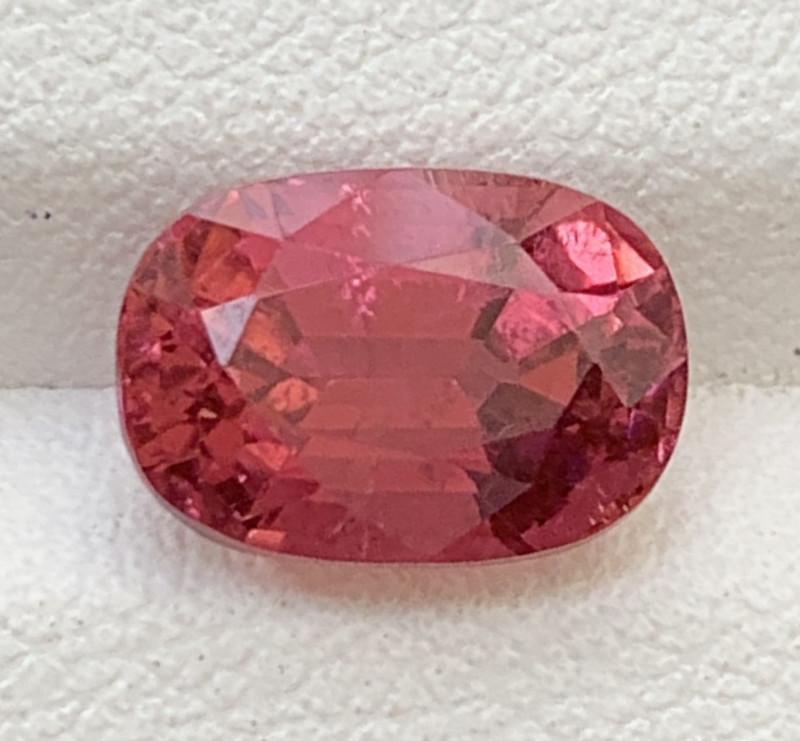 3.50 Carats Natural Color Tourmaline Gemstone
