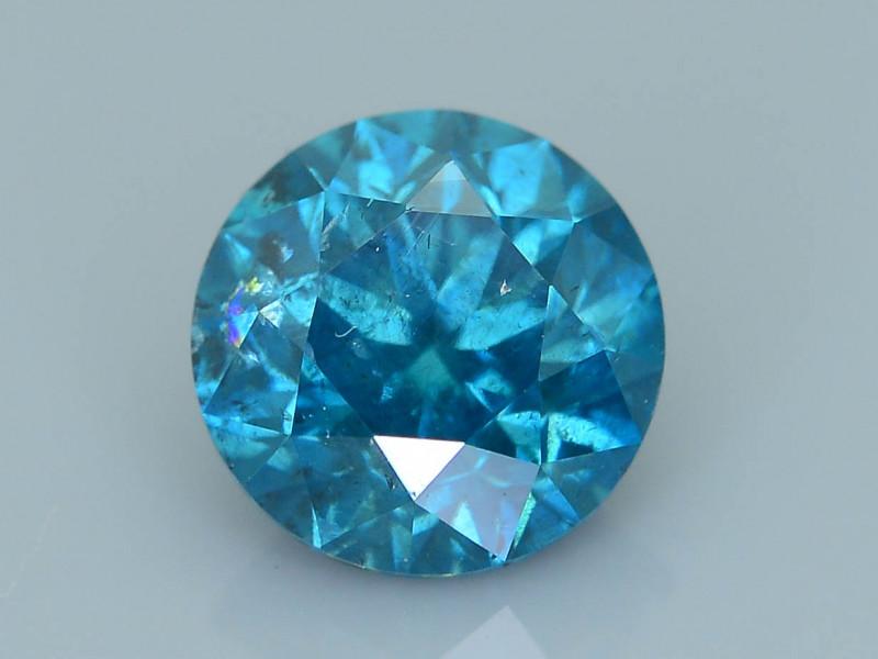 1.02 ct Blue Diamond SKU-19