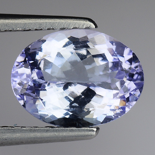 1.92 Cts Tanzanite Faceted Gemstone Gorgeous Cut ~ TN9