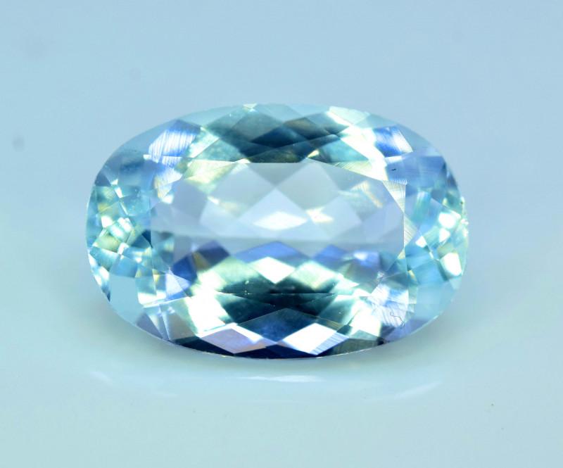 NR ~ 5.80 cts Natural Aquamarine Gemstone
