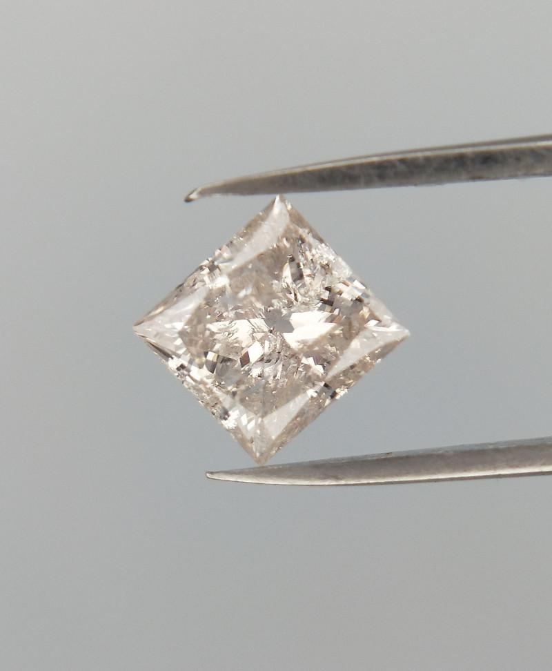 0.46 CTS , Light champagne Diamond , Brilliant cut diamond , LCP1111