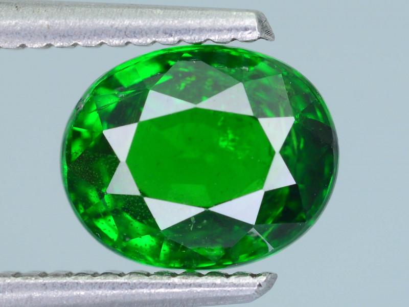 Certified 2.29 ct Tsavorite Garnet Stunning Forest Green