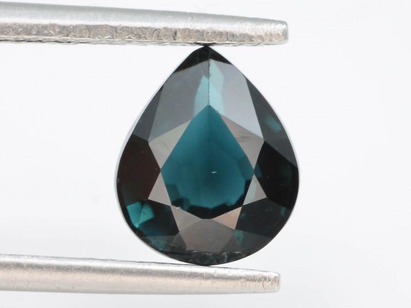 1.70 Ct Natural Blueish Color Tourmaline