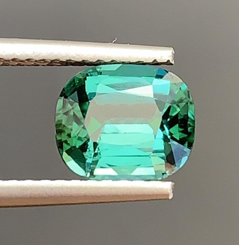 1.65 Carats Natural Indicolite Tourmaline Gemstone
