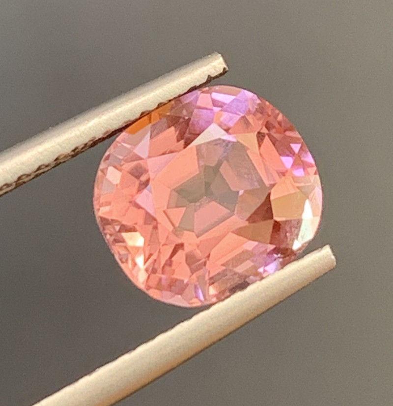 2.65 Carats Natural Color Tourmaline Gemstone