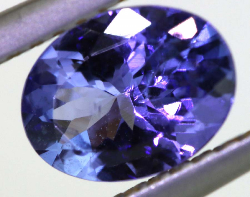 1.20 CTS TANZANITE  FACETED   CG -3126