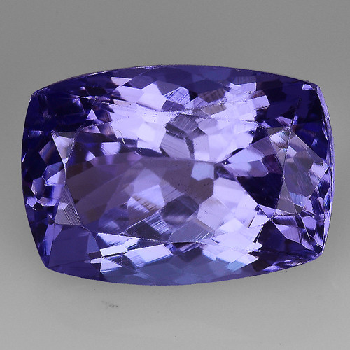 4.18 CT AA TANZANITE HIGH QUALITY GEMSTONE TZ74