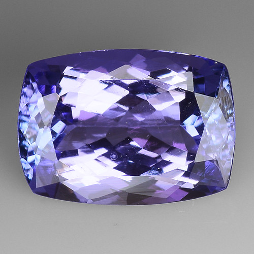 4.16 Cts Tanzanite Faceted Gemstone Gorgeous Cut ~ TN51