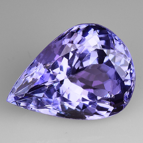 3.15 Cts Tanzanite Faceted Gemstone Gorgeous Cut ~ TN52