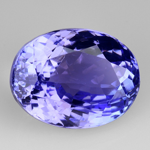 4.88 Cts Tanzanite Faceted Gemstone Gorgeous Cut ~ TN54