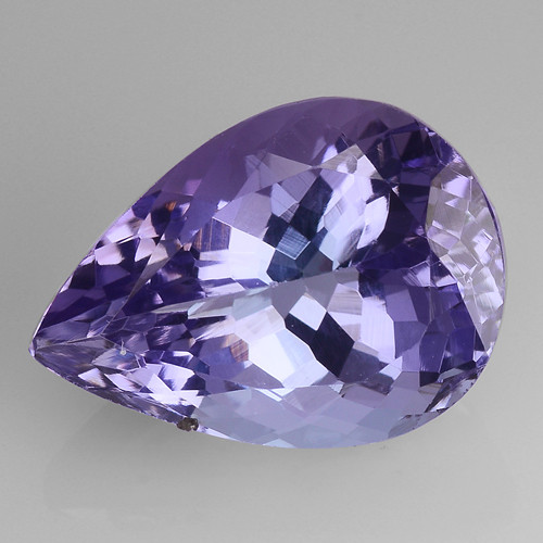 5.14 Cts Tanzanite Faceted Gemstone Gorgeous Cut ~ TN57