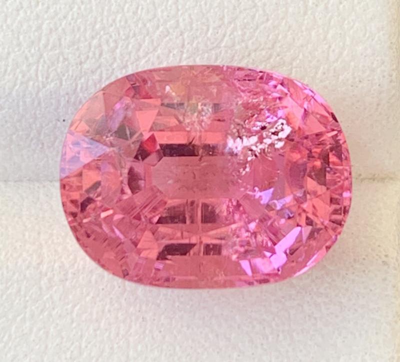 9.55 Carats Natural Color Tourmaline Gemstone