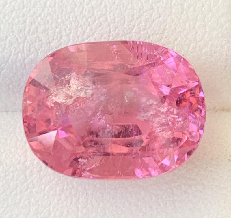 10.20 Carats Natural Color Tourmaline Gemstone