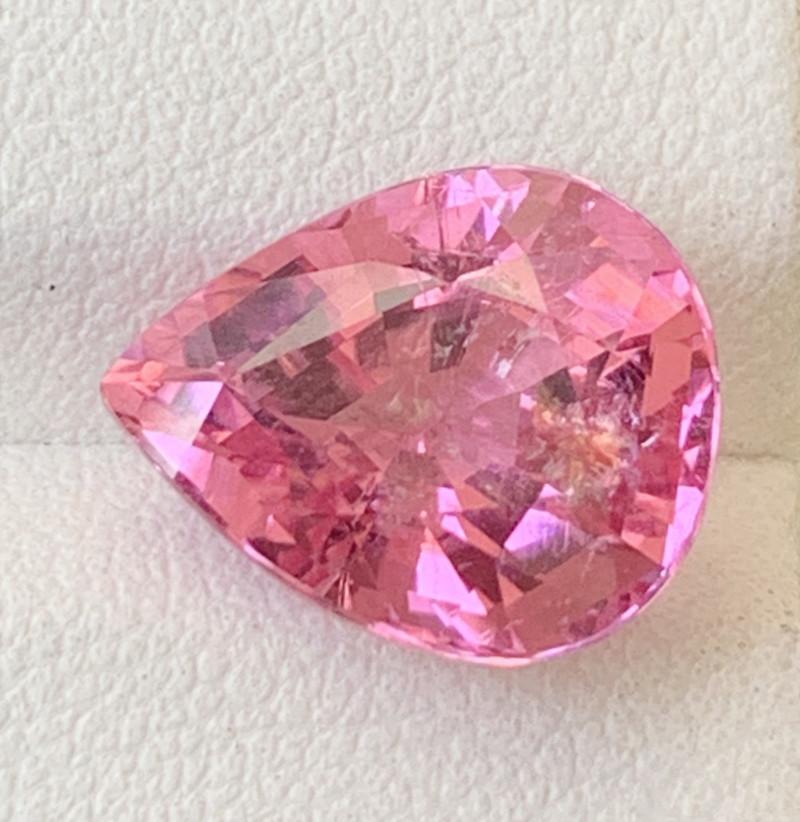 5.85 Carats Natural Color Tourmaline Gemstone
