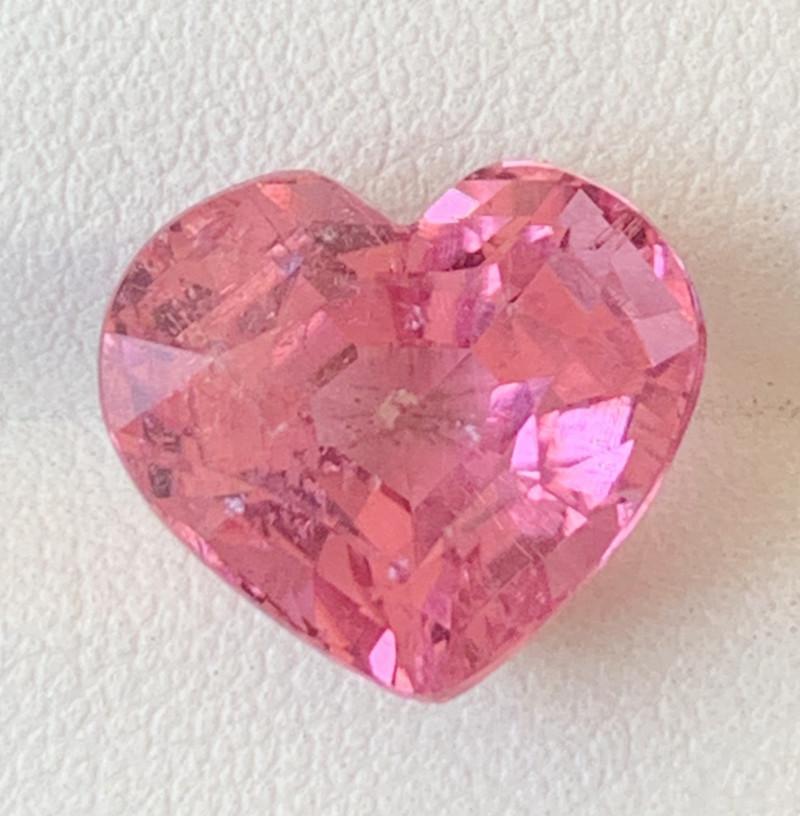 7.80 Carats Natural Color Tourmaline Gemstone