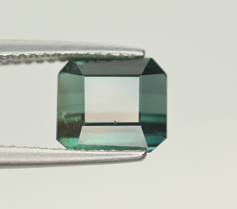 2.80 Carat Natural Green Blue Tourmaline Gemstone
