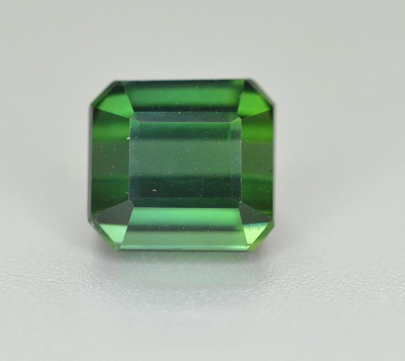 2.90 Carat Natural Green Blue Tourmaline Gemstone